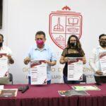 Presentan programa cultural por 138 Aniversario de Elevación de Villa a Ciudad de Apatzingán