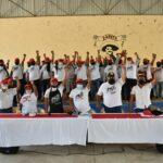 El compromiso sostener un diálogo permanente con autoridades y habitantes de Santa María de Ostula: Paco Huacus.