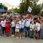 Se dará continuidad a la transformación con el triunfo este 6 de junio : Toño Cruz