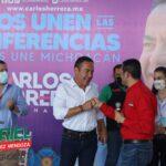 Mi compromiso es claro y es con la ciudadanía y vamos a cumplirle: Uriel Chávez Mendoza