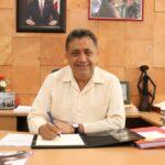 José Luis Cruz reasume funciones como presidente municipal de Apatzingán