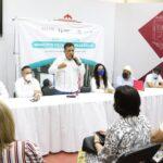 Certifican Apatzingán como municipio promotor de la salud.