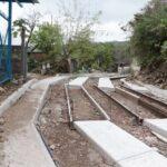 Gobierno local mejora accesos en Acahuato