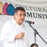 La cultura es un remedio contra la violencia: José Luis Cruz